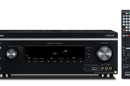 An Extensive Glance at Sony ES Receivers