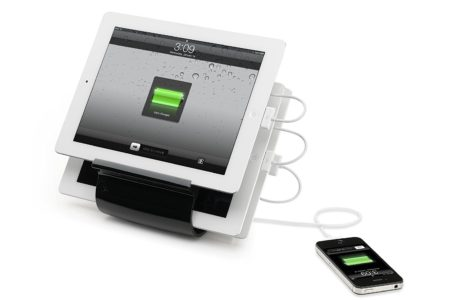 A Great Charging Station for Mobile Devices – The iHome IB969G