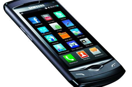See the Samsung S8500 Wave