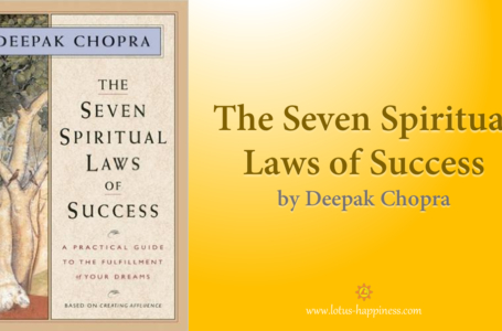 The Four Laws of Success