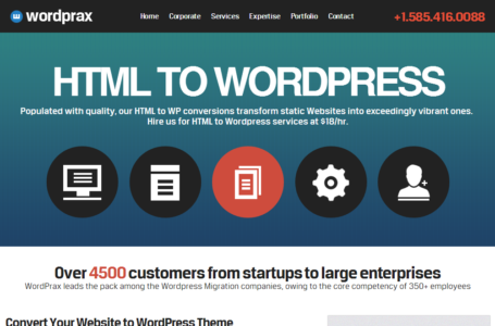 Why and How to Convert Your Website From HTML to WordPress