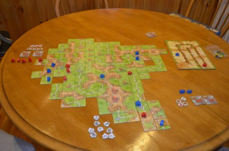 Carcassonne: Board Game Review