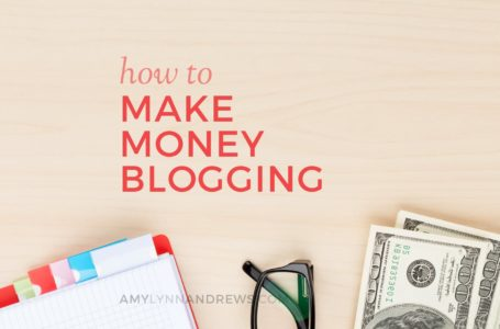 3 Tips To Make Money From Your Blog