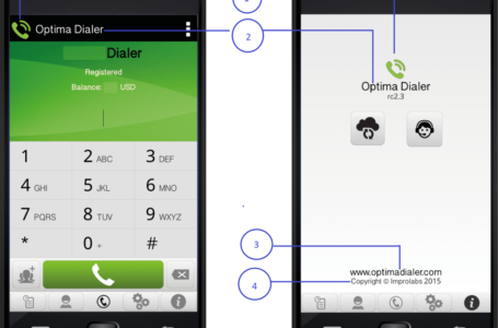 Tablets Take Over Phones Thanks to a Mobile Dialer