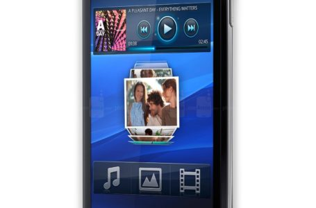 The Sony Ericsson X10 – All Your Media With Mediascape