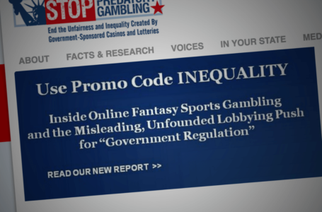 A Confusing Law on Sports Betting