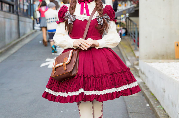 All You Wanted to Know About Lolita Fashion