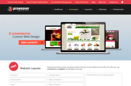 Enhance Your Online Visibility With A Responsive Web Design