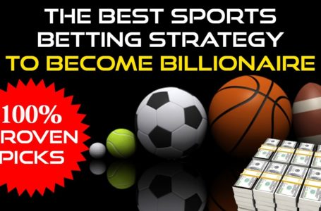 Information on Sports Betting Strategies