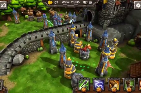 Brief History of Tower Defense Games