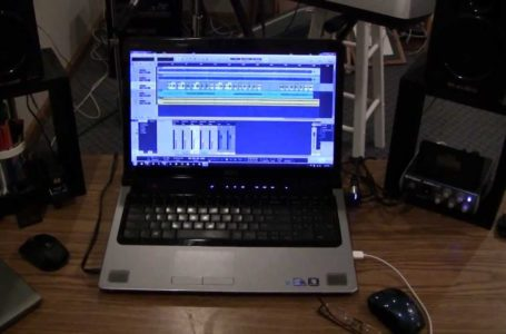 Laptop For Home Studio Recording