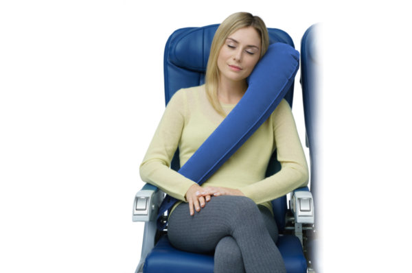 The Best Inflatable Travel Pillow – Never Travel Without It
