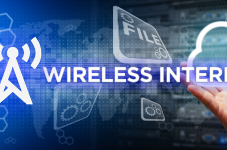 Wireless Internet For Roaming Businesses