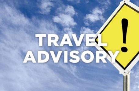 Biased and Hurried Travel Advisories