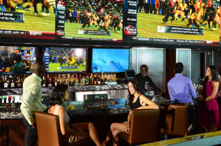 What to Do in a Sports Book