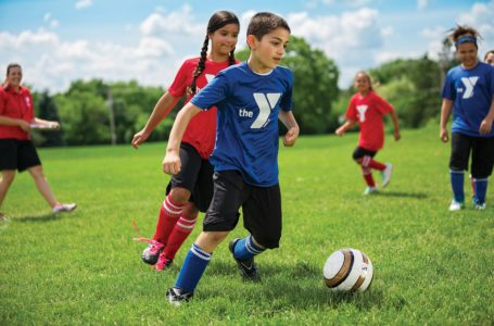 Creating Space in Youth Sports Practices
