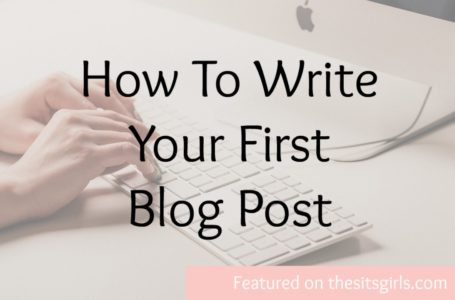 How to Create Your First Blog – WordPress Or Blogger?