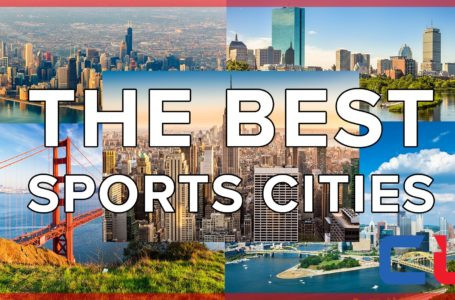 The Best and Worst Sports Cities